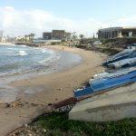 חוף הגולשים חיפה