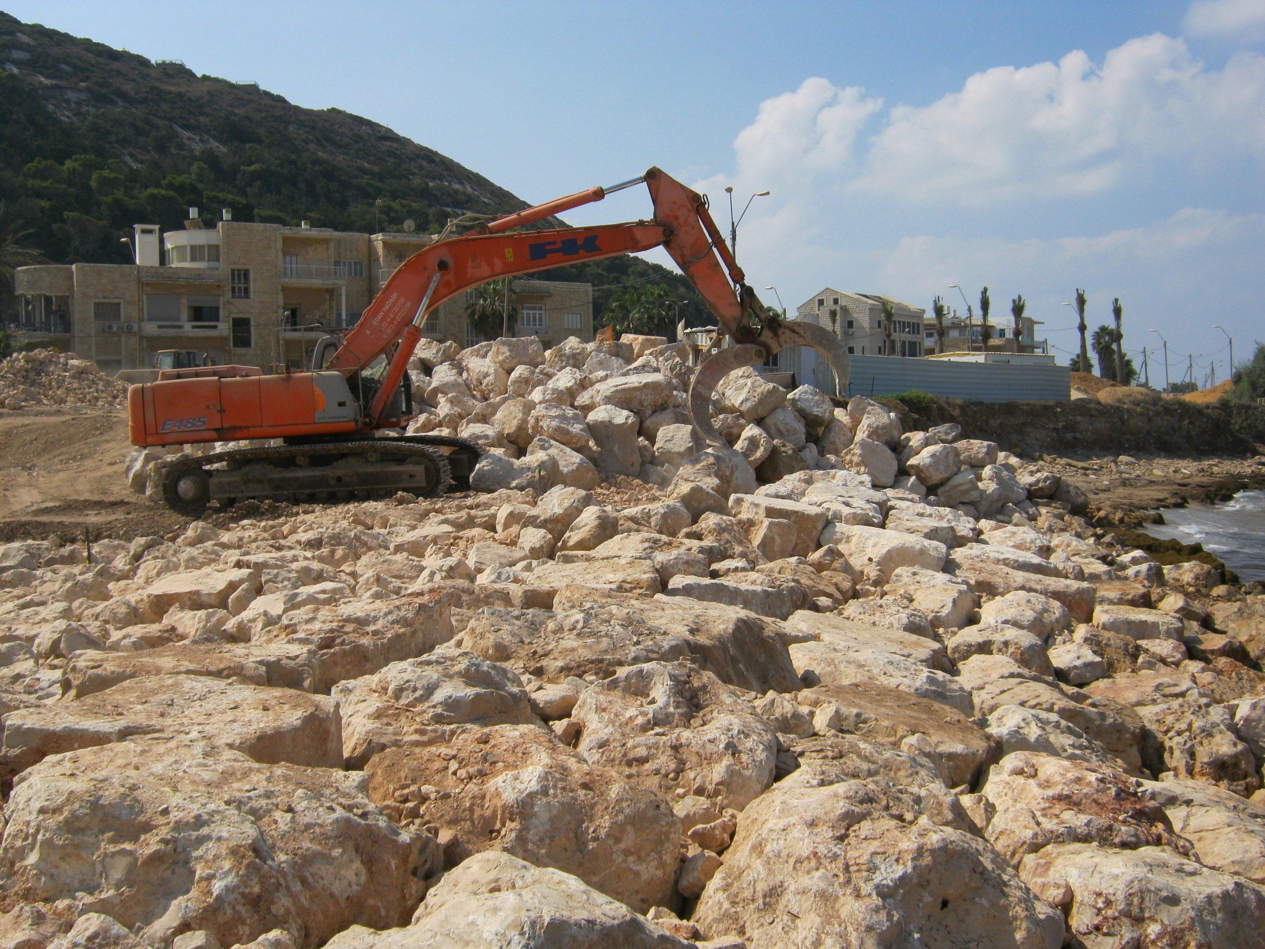 חוף הגולשים חיפה2
