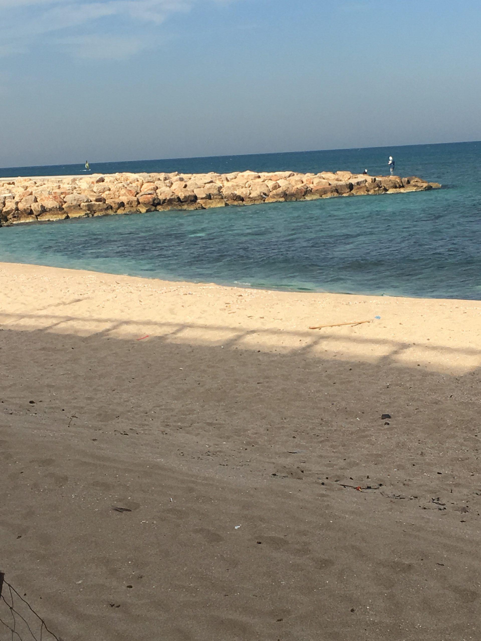 חוף הגולשים חיפה3