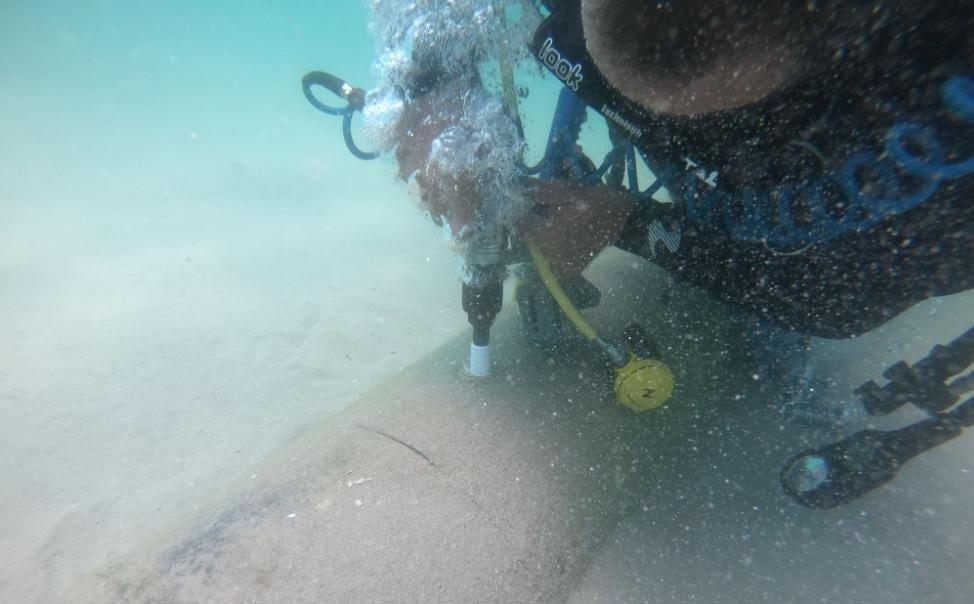 צנרת תת ימית מפרץ חיפה2