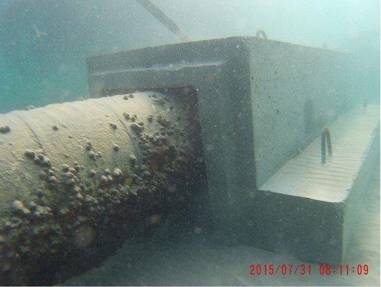 צנרת תת ימית מפרץ חיפה4